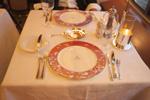 飛鳥Ⅱのディナー・夕食