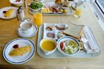 飛鳥Ⅱの朝食