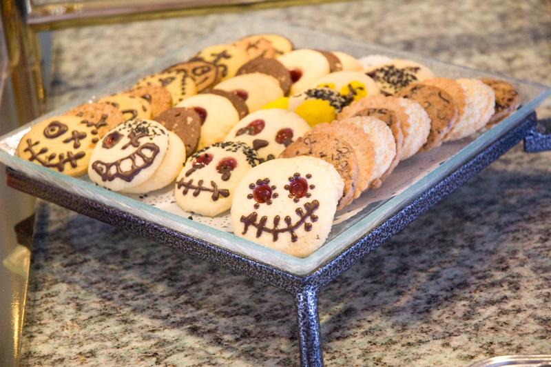 飛鳥Ⅱ ハロウィンクッキー