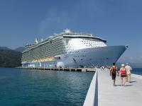 世界最大の豪華クルーズ客船 アリュール・オブ・ザ・シーズの内部がグーグル・ストリートビューで見られます。
