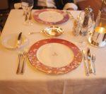 豪華客船飛鳥Ⅱのグルメ ディナー、朝食、昼食など