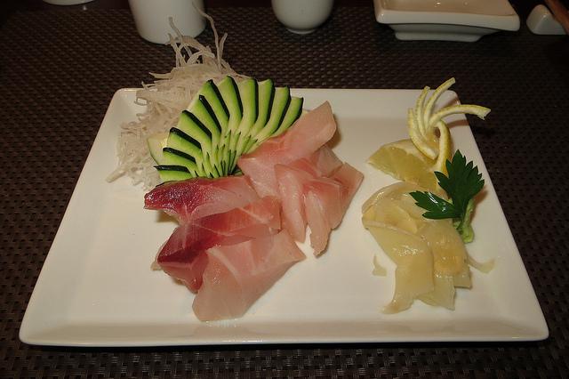 MSCムジカの日本食