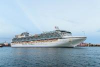 2015年 名古屋港に寄港のクルーズ客船は7隻 ダイヤモンド・プリンセス、ボイジャー・オブ・ザ・シーズなど