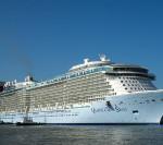 マツコの知らない世界 豪華客船の世界 で紹介される「クァンタム・オブ・ザ・シーズ」 ロイヤル・カリビアン・インターナショナル