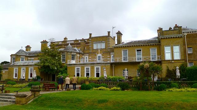 チルワースマナー Chilworth Manor