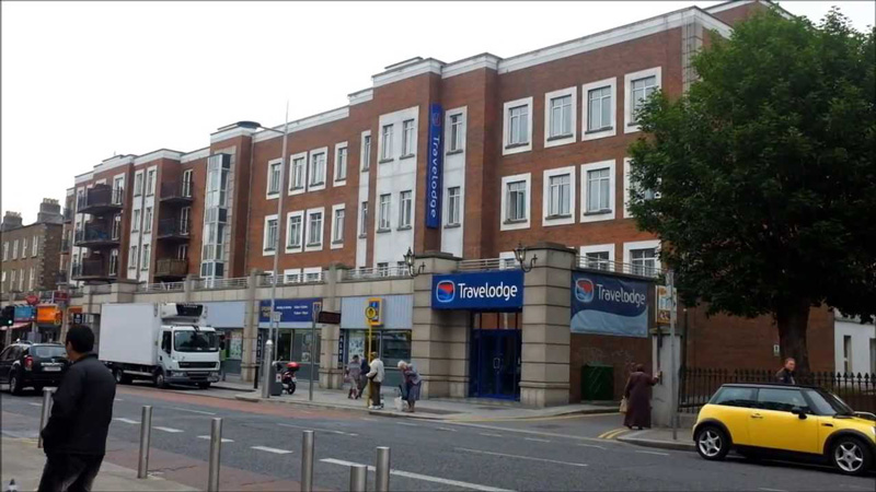 Travelodge Rathmines  Dublin