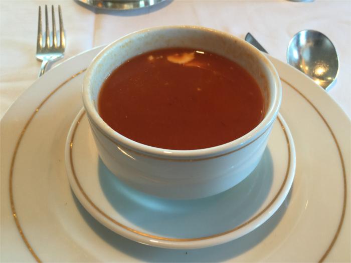 クイーン・エリザベス スープ Queen Elizabeth Soup