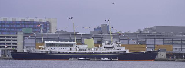 ロイヤル・ヨット・ブリタニア Royal Yacht Britannia