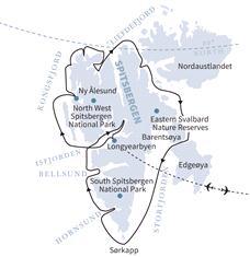 スピッツベルゲン島