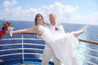 クルーズ船のウェディング・船上結婚式 飛鳥2、プリンセス・クルーズなど