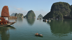 ハロン湾 Ha Long Bay