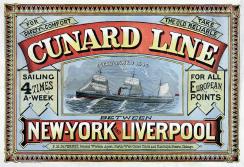 キュナード Cunard