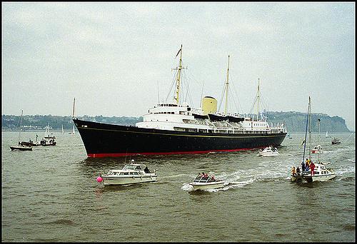 ヨット ブリタニア
