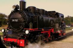 蒸気機関車モリー