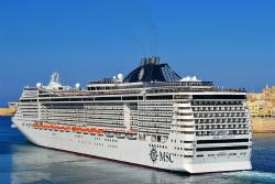 TBS系列「行った気トラベラー」で紹介された「MSCディヴィーナ」のスイート客室で1週間のカリブ海クルーズが25万円から?