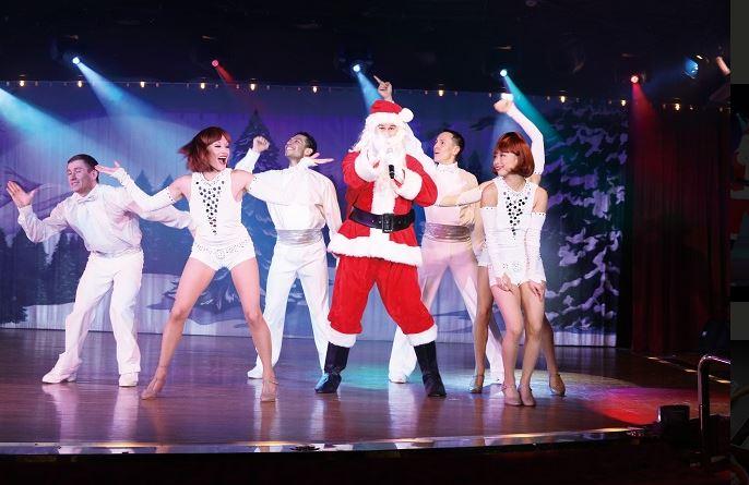 飛鳥2クリスマスショー